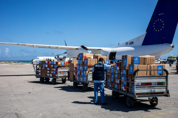 EU and WHO deliver emergency life-saving supplies to flood-affected areas in Somalia