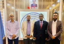 Somalia's Attorney General Appoints Special Prosecutor for Crimes Against Journalists in Somalia
