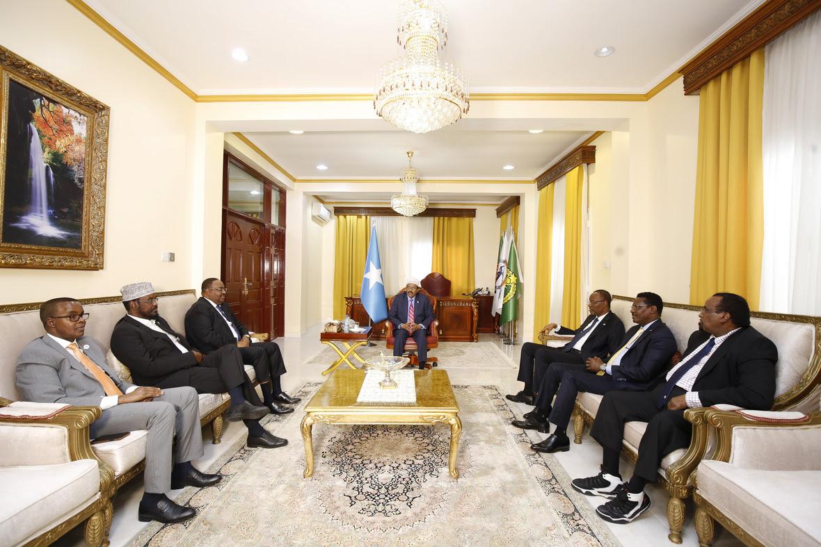 Somalia: President Farmajo opens fourth round of electoral talks in Mogadishu