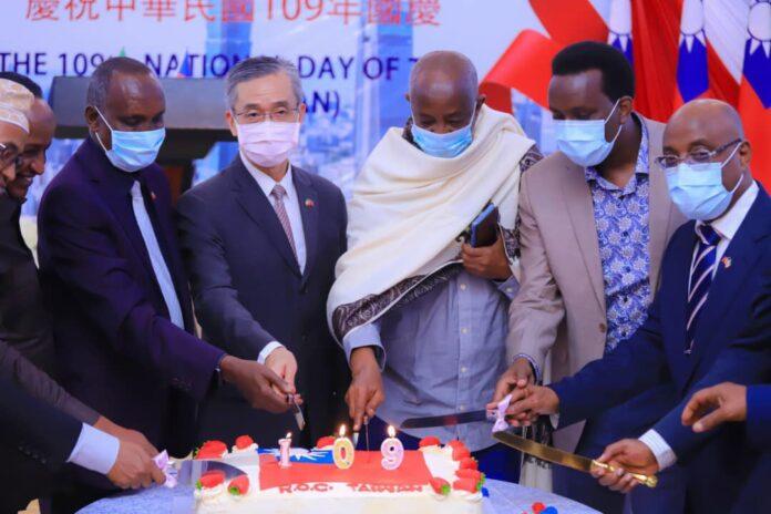 Taiwan Celebrates 109th National Day in Somaliland