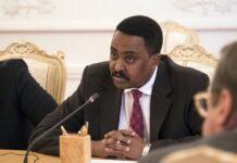 Executive Secretary of the Intergovernmental Authority on Development (IGAD), Dr. Workneh Gebeyehu