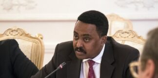 Executive Secretary of the Intergovernmental Authority on Development (IGAD), Dr. Workneh Gebeyehu