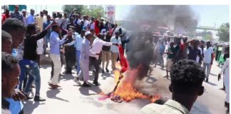 Thousands rally in Somaliland calling for boycott of French goods