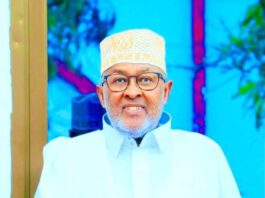 Chairman of Somaliland Main Opposition Party Waddani Abdirahman Mohamed Abdilahi (Cirro)