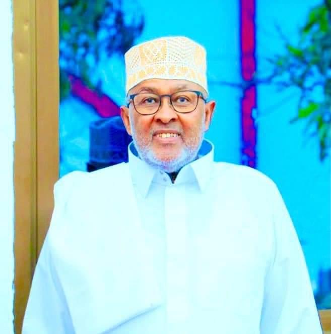 Chairman of Somaliland Main Opposition Party Waddani Abdirahman Mohamed Abdilahi (Cirro)