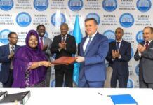 The new concession envisages a revised revenue sharing agreement between Somalia and Albayrak. Photo: SONNA