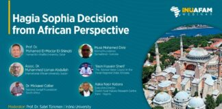 Hagia Sophia Decision from African Perspective