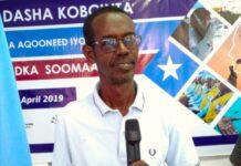 Radio Kulmiye journalist, Abdullahi Kulmiye Addow's
