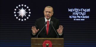 'Hostility to Islam, Muslims became policy in some European countries, supported at high levels,' says Erdogan