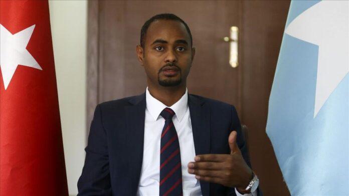 Abdulkadir Muhammad Nur earned degree in international relations from Ankara University