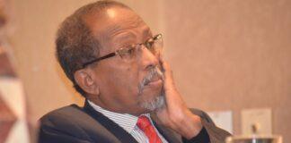 Dr. Ali Khalif Galaydh passed away in Jijiga