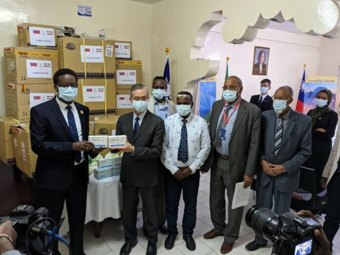 Taiwan-Somaliland healthcare cooperation is kicking off