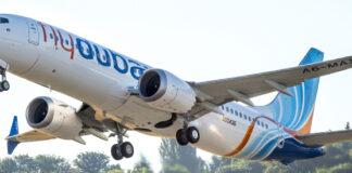 Flydubai Boeing 737-8 © Boeing