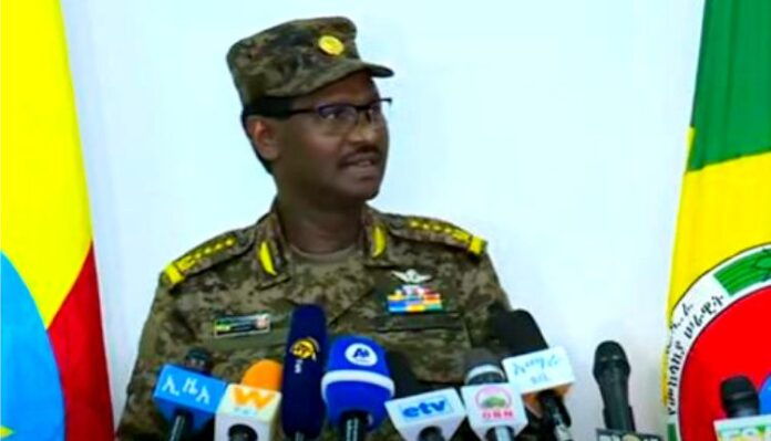 Ethiopia National Defence Force Takes Full Control Of Mekele City