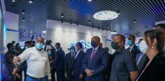 Sudanese, Ethiopian leaders visit Chinese-built industrial parks