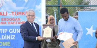 3rd Somalia-Turkey Medical Days begin in Mogadishu