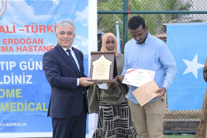 3rd Somalia-Turkey Medical Days begin in Mogadishu