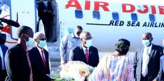 Somaliland president arrives in Djibouti for state visit