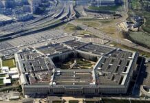 This picture taken 26 December 2011 shows the Pentagon building in Washington, DC. Photo by: STAFF/AFP/Getty Images