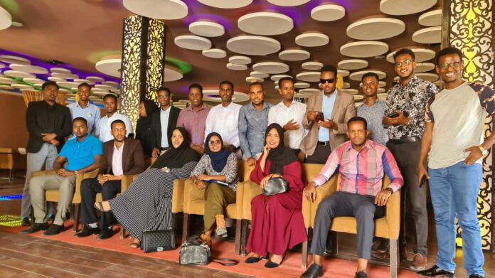 Somaliland independent journalists complaining and worried about the Upcoming Solja Election