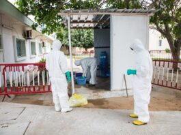 Africa's confirmed COVID-19 cases near 2.2 mln: Africa CDC
