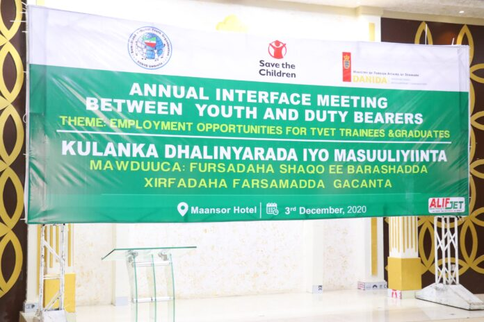 Somaliland : Sonyo Hosts Annual Interface Meeting Between Youth and Duty Bearers