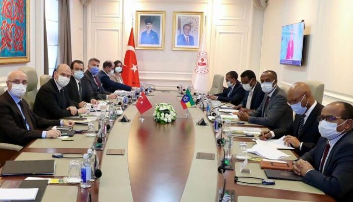Ethiopia And Turkey Hold Joint Economic Commission