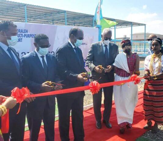 Ethiopia, Djibouti inaugurate Dorale Multi-Purpose Port livestock terminal