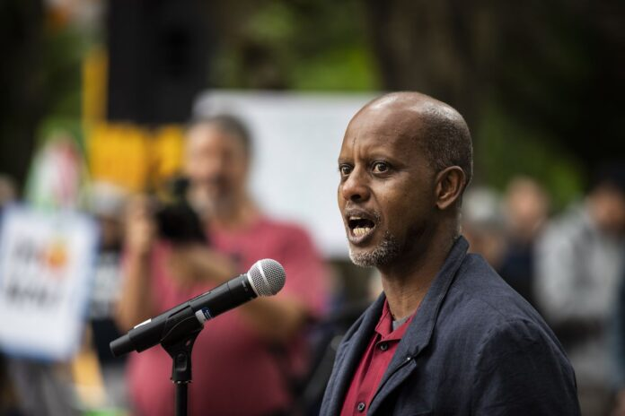 Kayse Jama, director of Unite Oregon, was appointed Wednesday to a seat in the Oregon Senate. (Photo by Noble Guyon / The Oregonian|OregonLive)Noble Guyon/ The Oregonian