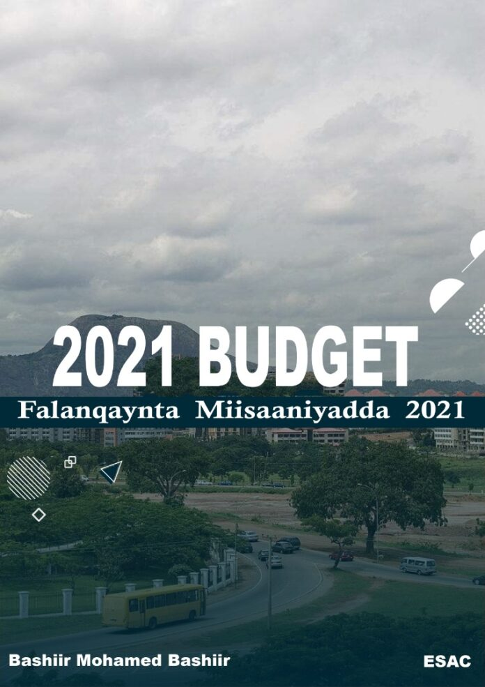 Somaliland budget 2021