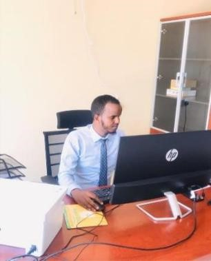 Bashir Mohamed is the founders of ESAC