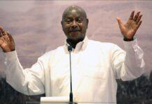 Museveni named winner of Ugandan presidential elections