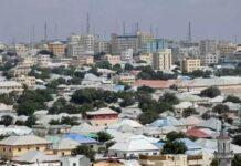 Somalia capital mogadishu