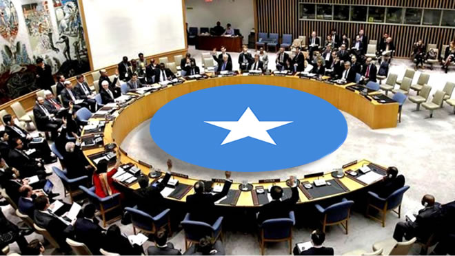 UN Security Council will meet to discuss Somalia's political crisis photo credit Hiiraanonline