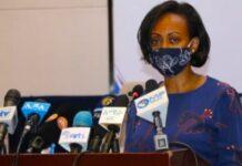 Ethiopia Minister of Health Dr Lia Tadesse