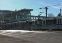 Century Park LRT Station. Feb. 24, 2021. (CTV News Edmonton)