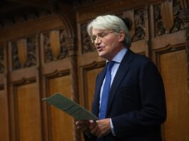 The former international development secretary Andrew Mitchell said 'cutting aid is a death sentence'. Photograph: UK Parliament/Jessica Taylor/PA