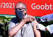 Somaliland President receives AstraZeneca's Covid-19 vaccine
