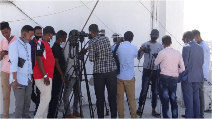 SJS alarmed by the increased attacks on journalists across Somalia
