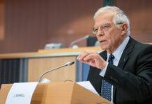 EU High Representative Josep Borrell