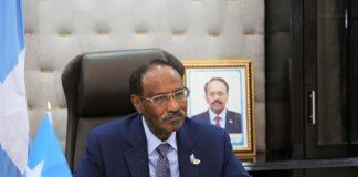 Somalia's Minister of Finance, Dr. Abdirahman Duale Beyle,