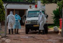 AFPCopyright: AFP Malawi has so far recorded more than 33,000 cases of Covid-19 and 1,138 deaths