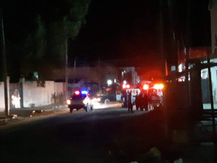 6 killed, 4 injured in suicide bombing in Mogadishu