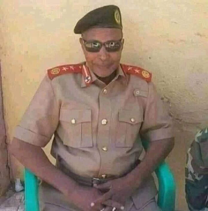 "General Jama Mohmud Adan aka ""Dolal"""