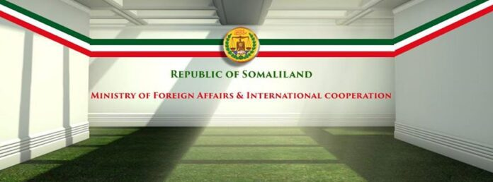 Somaliland Ministry of Foreign Affairs & International Cooperation