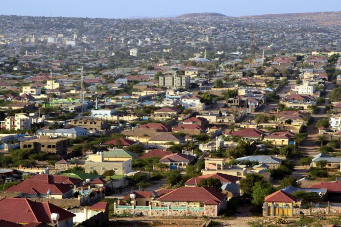 Hargeisa, the capital of Somaliland (Retlaw Snellac Photography)