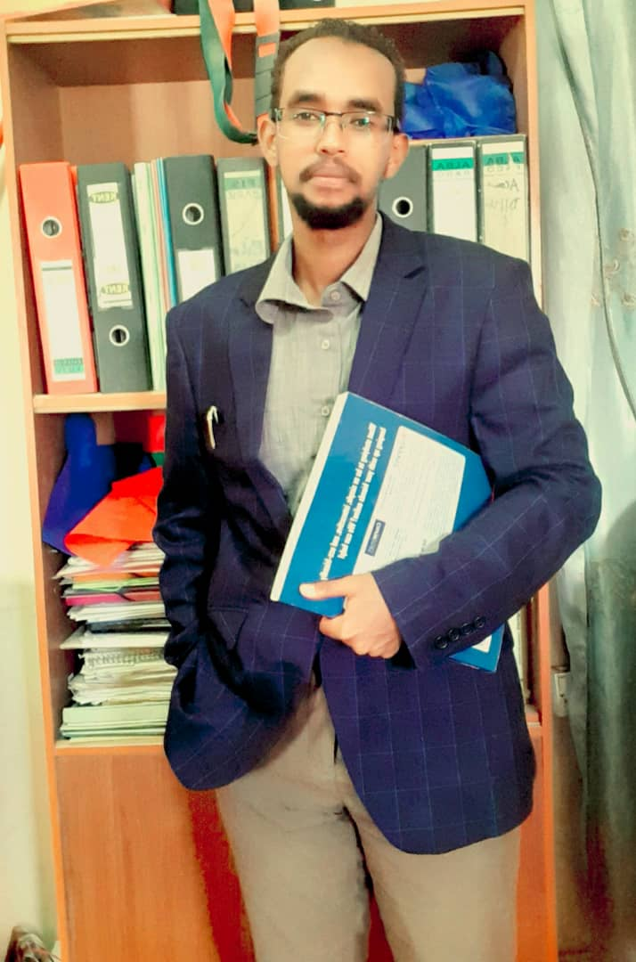 Abdiqani Ainan is a graduate student and Research Fellow at Nossal Institute for Global Health (University of Melbourne )