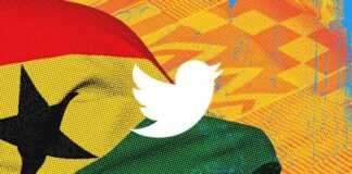 Twitter to set up its first African presence in Ghana
