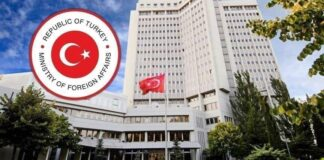Turkey on Saturday strongly condemned deadly terror attacks in Somalia.