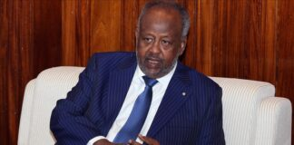 Ismail Omar Guelleh wins Djibouti presidential poll